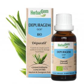 DEPURAGEM - 30 ml   Herbalgem