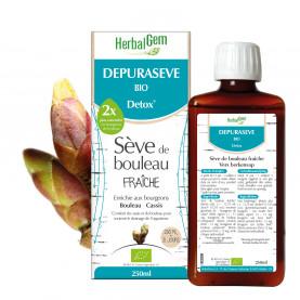 DÉPURASÈVE - 250 ml | Herbalgem