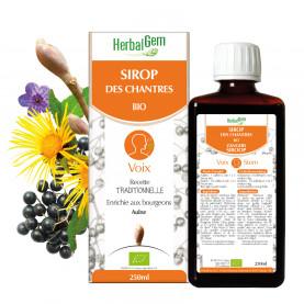 SIROP DES CHANTRES - 250 ml   Herbalgem