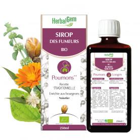 SIROP DES FUMEURS - 250 ml | Herbalgem