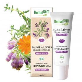 BAUME A LEVRES GRANDE CONSOUDE - 10 ml | Herbalgem
