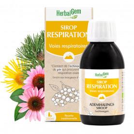 SIROP RESPIRATION - 250 ml | Herbalgem